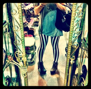 Black Milk Beetlejuice Leggings