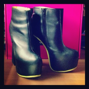 Yasmine Boot by Dolce Vita from Nasty Gal