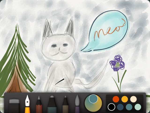 Paper for iPad by FiftyThree