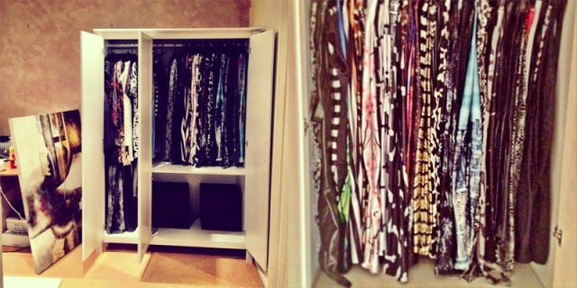 Black Milk Clothing Storage