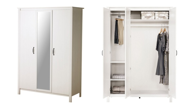 Black Milk Storage - Brusali Wardrobe
